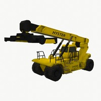 hyster reach stacker max