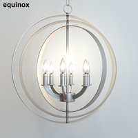 3d equinox lamp model