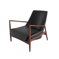 3d model ib kofod-larsen seal chair