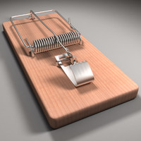3d mousetrap mouse trap