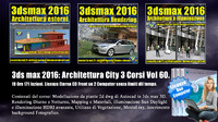 060 3ds max 2016: Architettura City Cd Front V 60