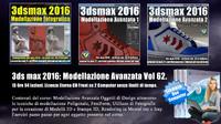 062 3ds max 2016: Modellazione Avanzata Cd Front V 62