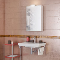 bathroom interior 3d obj