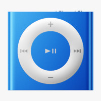 apple ipod shuffle 2015 3d model