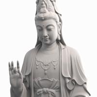 3D print_Guanyin