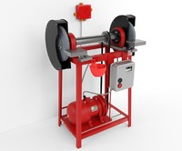 3d bench grinder model
