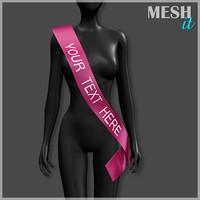 3d model sash
