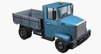 soviet truck zil max