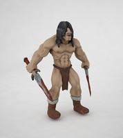 3d barbarian