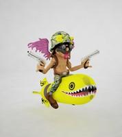 3d bomb crazy model