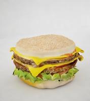 3d burger model