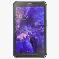 samsung galaxy tab active 3d model