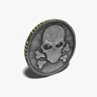 Death and life coin