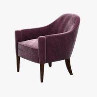 chair collins morris lapidus 3ds