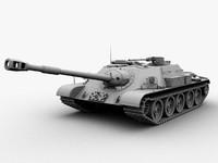 3d model soviet artillery