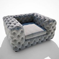 3d model kare design chair desire