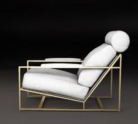 Milo Baughman 1965 armchair Milo chair