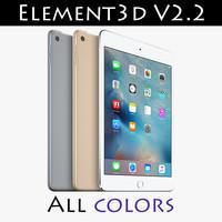 v2 2 element3d 3 3d obj