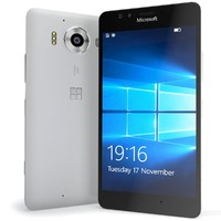 Microsoft lumia 950 white