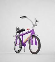 bike pink max