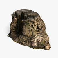 tree stump max