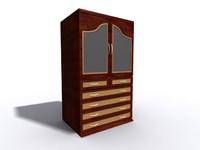 3d max dresser