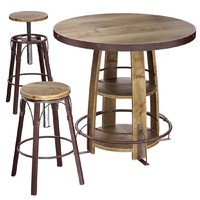 max bayshore pub table set