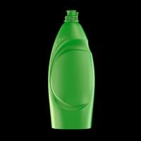 bottle detergent 3d model
