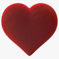 max heart valvet red v3