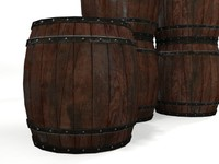 barrel 3d 3ds