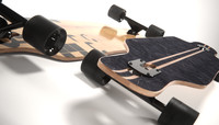 longboard realistic max