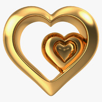heart gold v4 3d 3ds