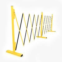 folding barrier max