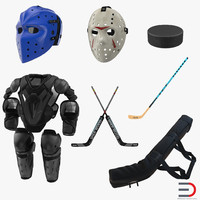 hockey equipment 2 max