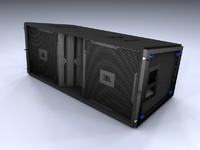 line jbl vertec vt4889 3d model