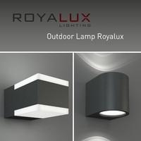 outdoor lighting lamp royalux x