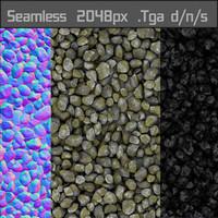 Gravel Texture Seamless