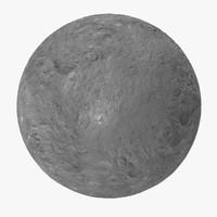 3d model ceres