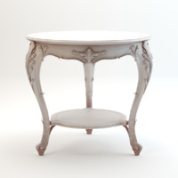 Chelini Sofa Table Art.1251