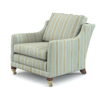 duresta trafalgar chair 3d model