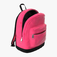 Small Kids Backpack Standing