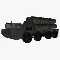3d s-300 model