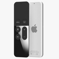 apple tv remote 3d max