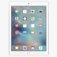 apple ipad pro silver 3ds
