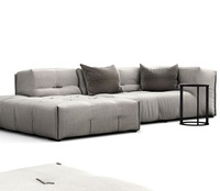 3d sofa modelled model