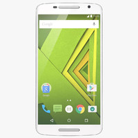 3d model motorola moto x play