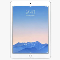 3d apple ipad air 2