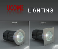 ground lighting ucome 3d max
