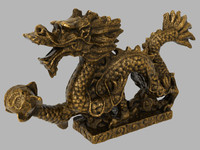 obj dragon chinese
