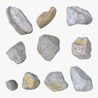 stones set 3ds